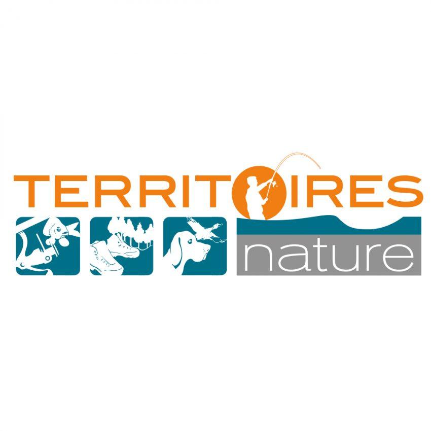 identite visuelle Territoires Nature - Agence communication IS COMMUNICATION