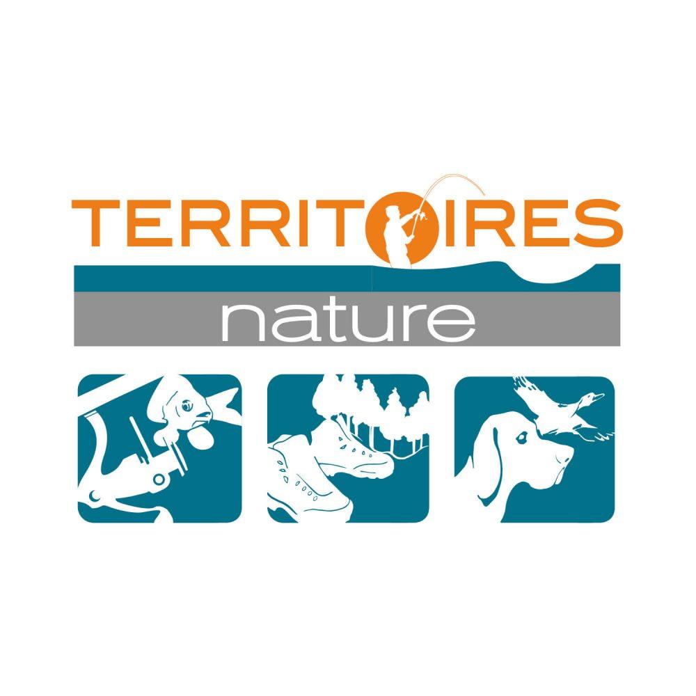 Identité visuelle Territoires Nature par Agence de communication IS COMMUNICATION