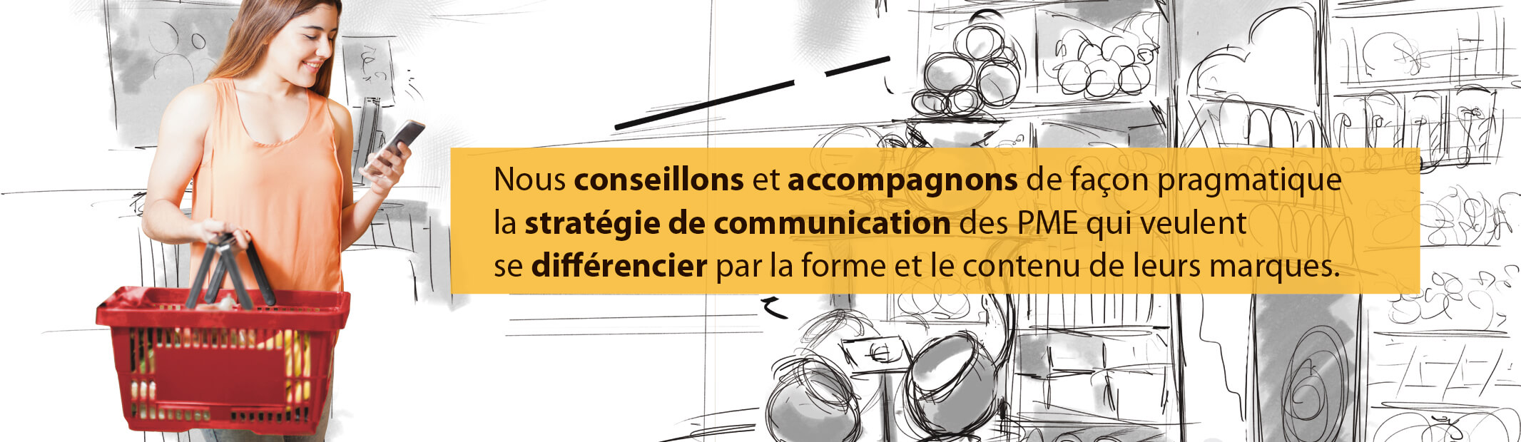 Banniere - Header - is communication