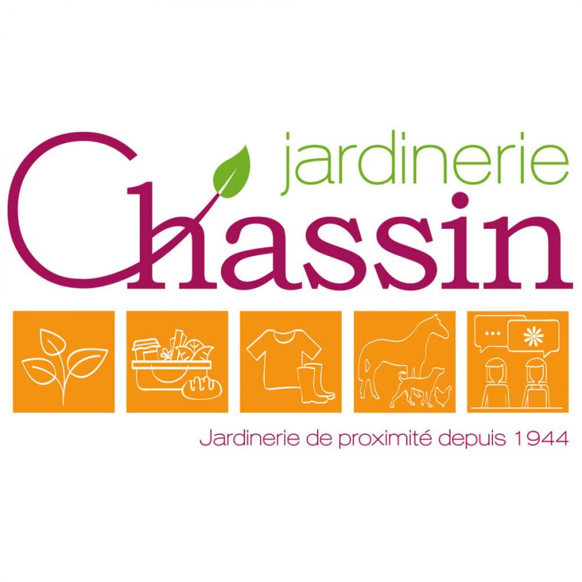 Logo jardinerie chassin