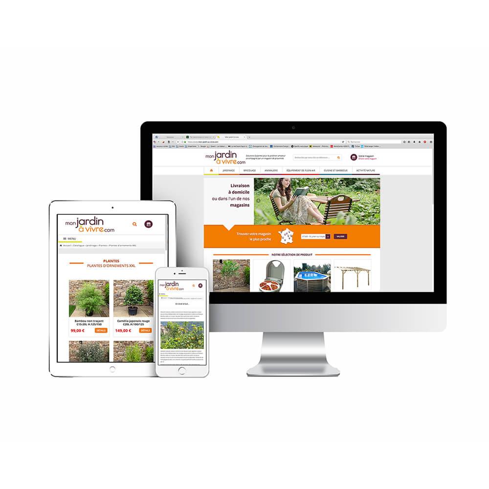 site web mon jardin a vivre